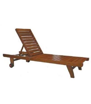 تخت کنار استخر چوبی HYPERPOOL مدل MY-0010A